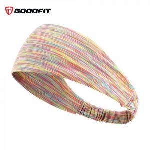 Băng đô thể thao, chạy bộ co giãn, đàn hồi GoodFit GF07RA