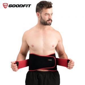 Đai lưng cột sống, tập Gym GoodFit GF723WS