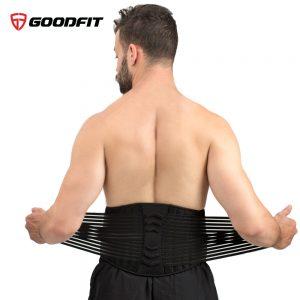 Đai lưng tập gym, bảo vệ cột sống chống đau lưng GoodFit GF722WS
